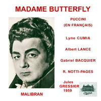 Madame Butterfly-version francaise-Puccini 2CD